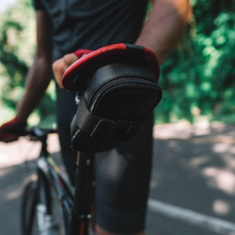 Bolsa De Couro Para Bicicleta Nordweg Serra - NW090 - Nordweg
