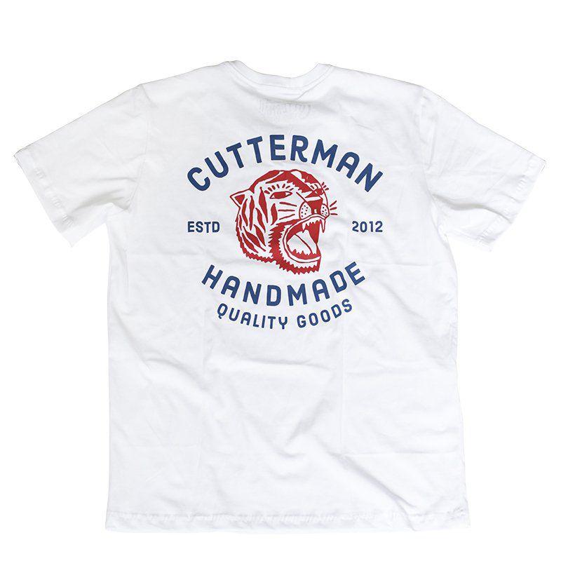 Camiseta Tiger - Cutterman