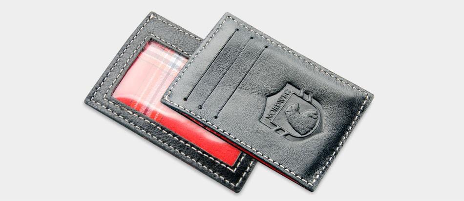 Carteira de Couro Italiano NW009 - Party Wallet - Nordweg