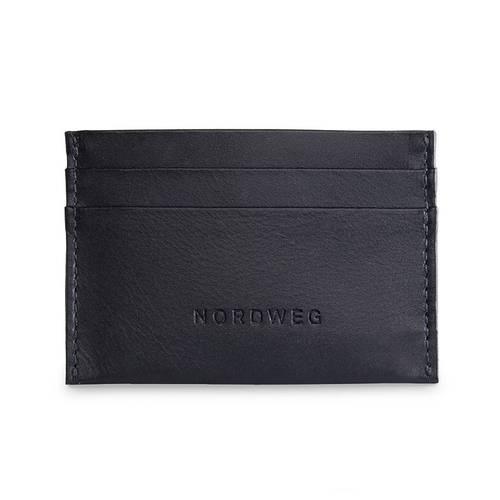 Carteira de Couro NW085 - Porta Cartões Nômade - Nordweg