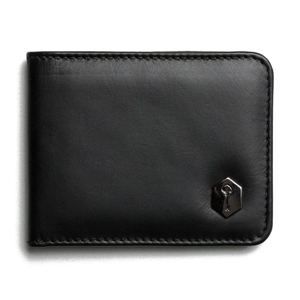 Carteira Wallet Lennon - Black - Key Design