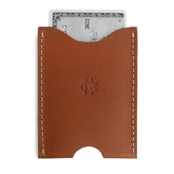 Carteira Porta Cartões Card Sleeve - Cutterman