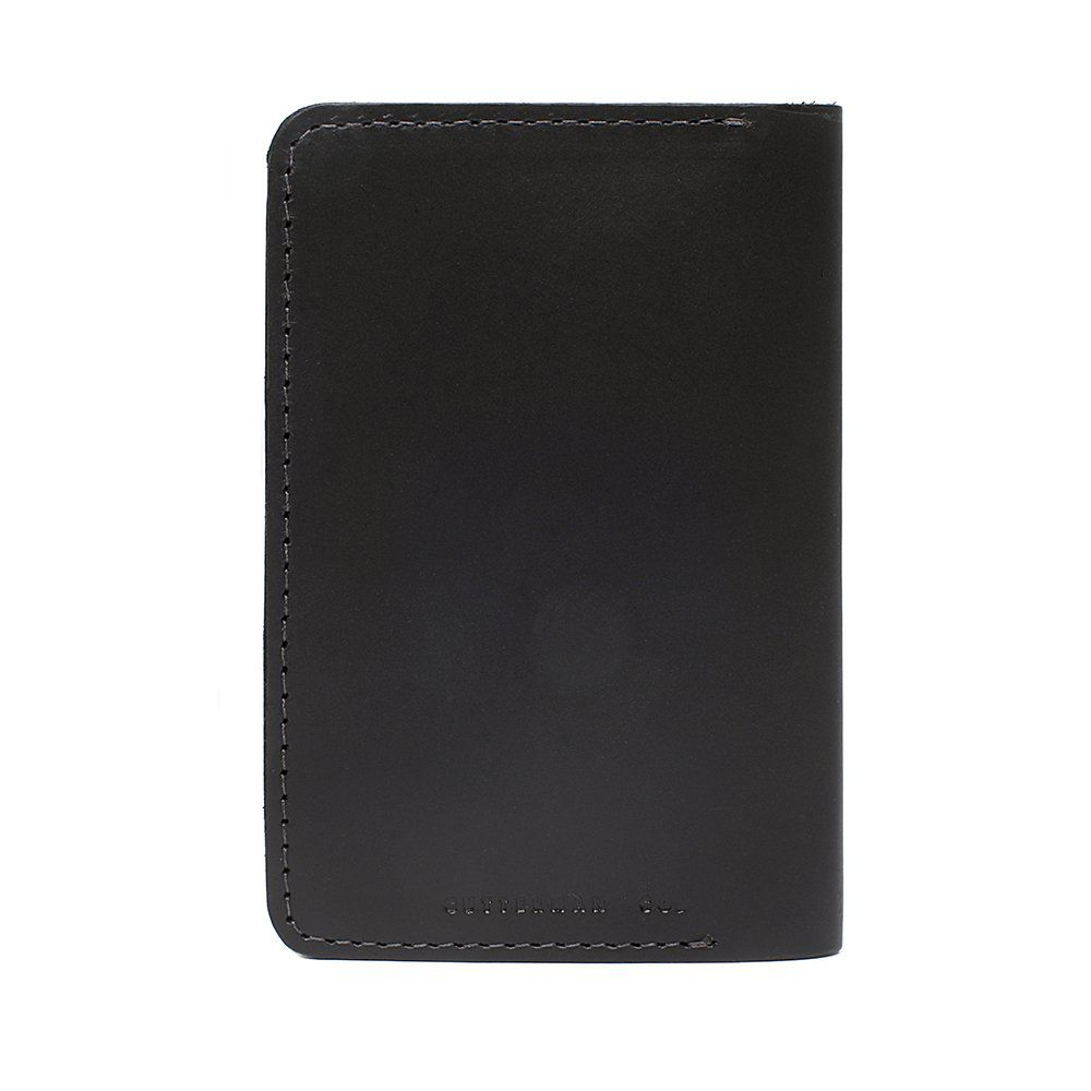 Carteira Porta Passaporte - Black - Cutterman
