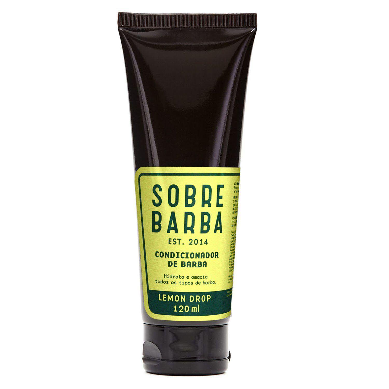 Condicionador de Barba - Lemon Drop - Sobrebarba