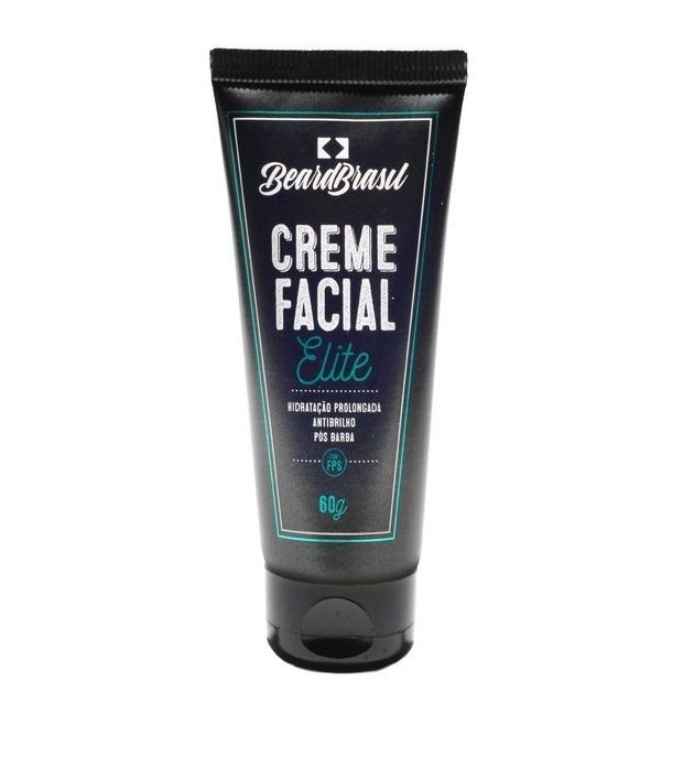 Creme Facial Hidratante 60g - Beard Brasil