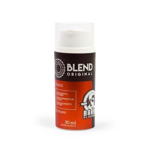 Kit Blend Crescimento Barba + Escurecedor - Barba de Respeito
