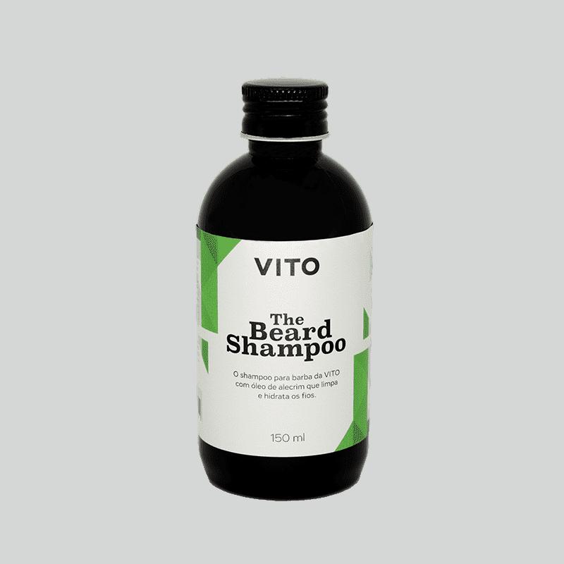 Kit - Cuidar da Barba - Fresh Breeze - Vito