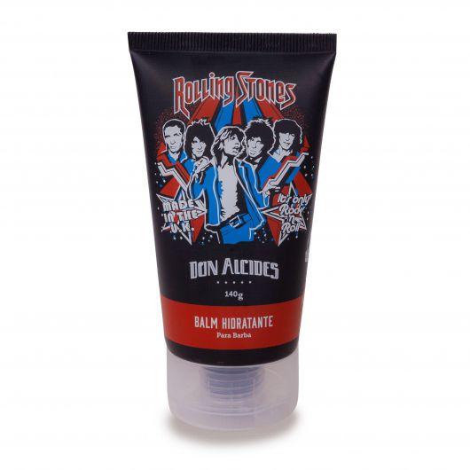 Kit Guarda - Shampoo, Balm e Óleo Para Barba Rolling Stones - Don Alcides