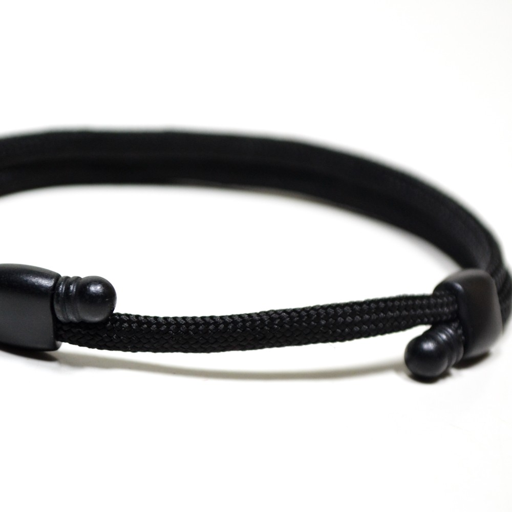 Marine Slim Black - Pulseira Key Design