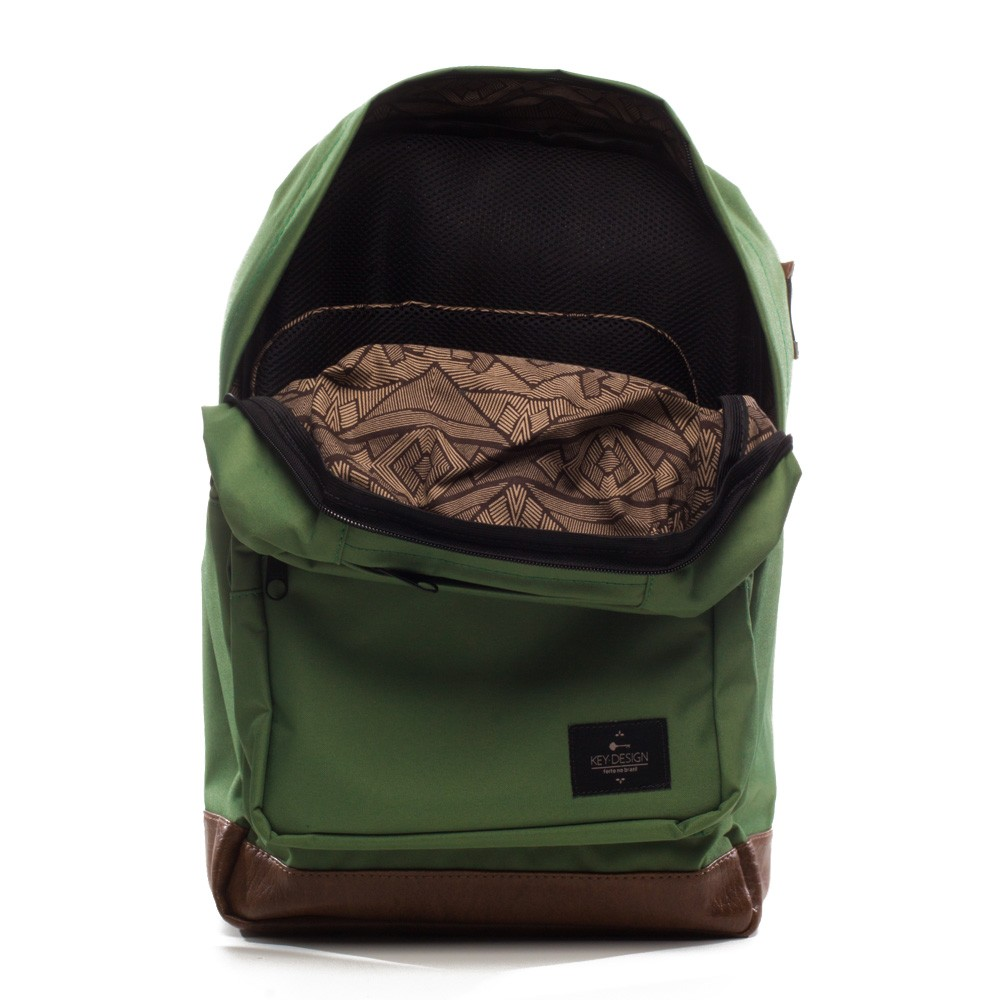 Mochila Bag Green - Verde - Key Design