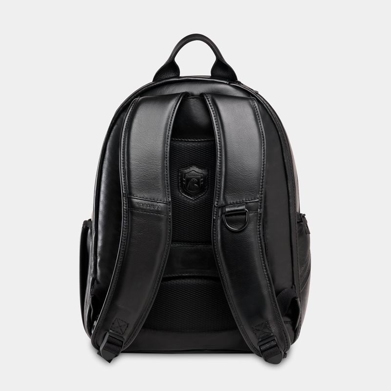 Mochila de Couro para Fotógrafos Black Edition NW055B - Nordweg