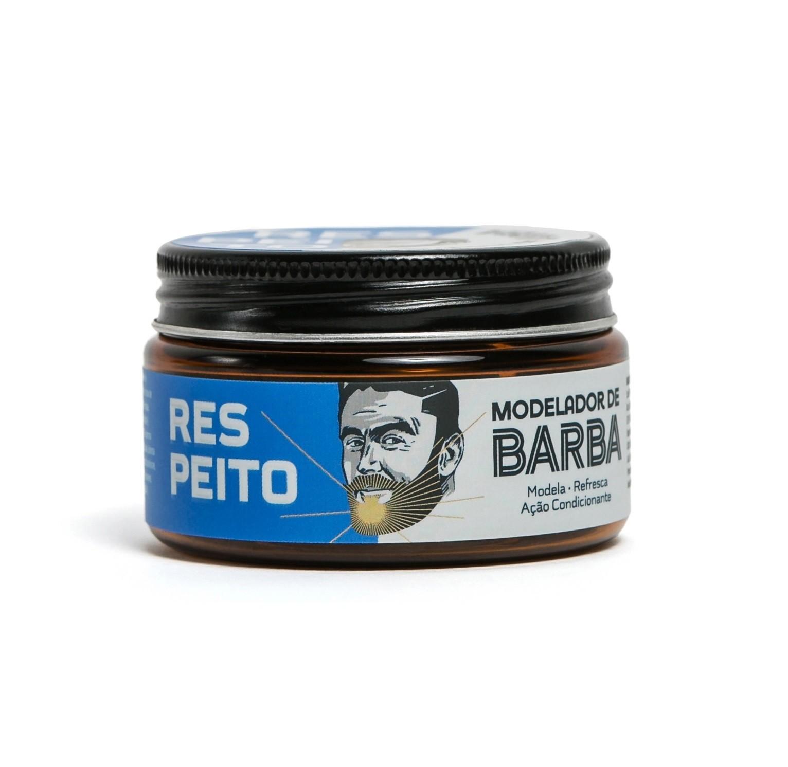 Modelador De Barba - Barba de Respeito