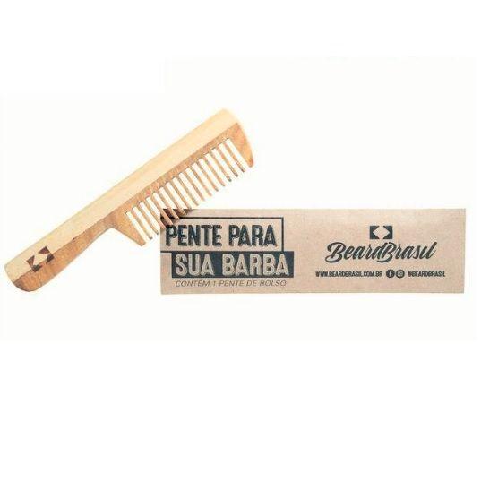 Pente de Bolso - Beard Brasil