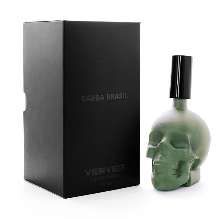 Perfume Masculino Barba Brasil VerVeg Vegano - Eau de Parfum - Barba Brasil