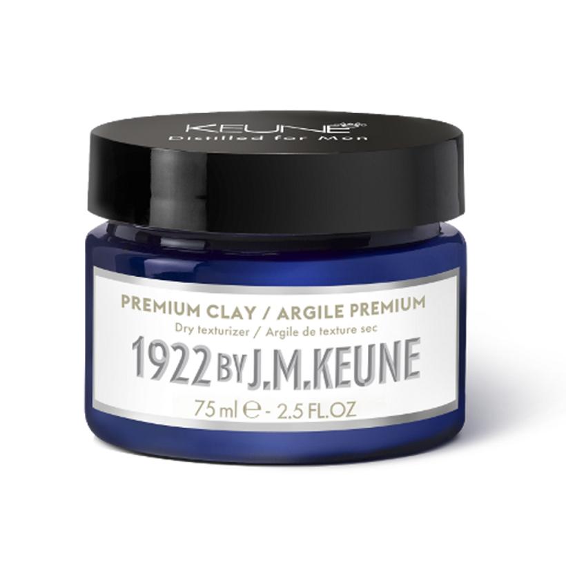 Premium Clay - Pasta Modeladora Para Cabelos - 75 ml - Keune