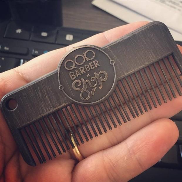 QOD Barber Shop Pente para Barba