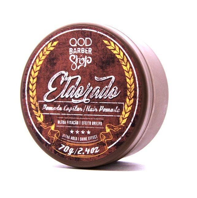 QOD Barber Shop Pomada Capilar Eldorado 70g