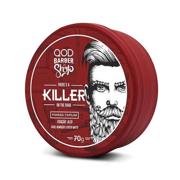 QOD Barber Shop Pomada Capilar Killer 70g
