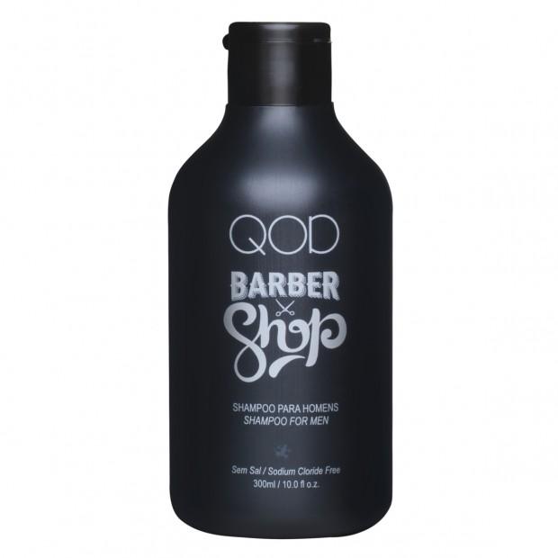 QOD Barber Shop Shampoo Uso Diário 300 ml