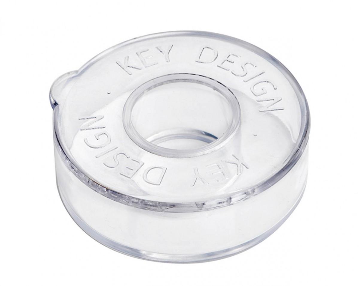 Rosary Slim Brown - Colar Key Design