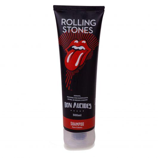 Shampoo Para Cabelo Rolling Stones - Don Alcides