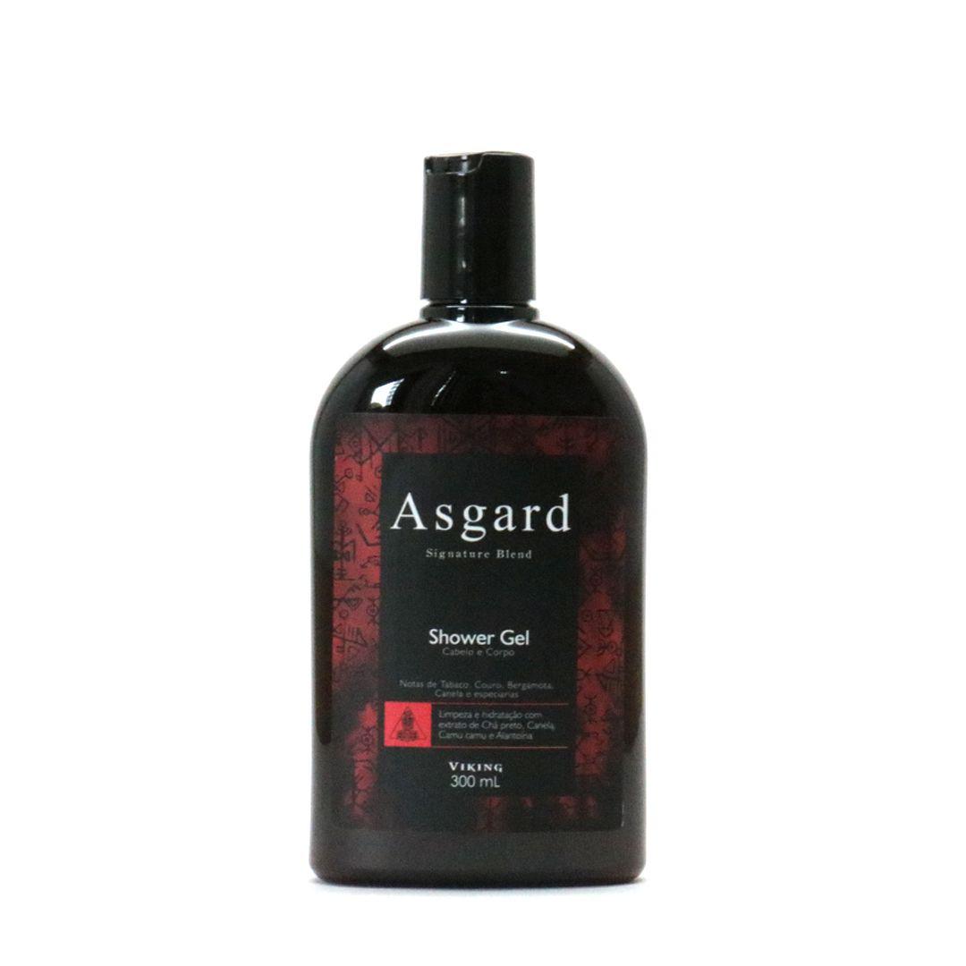 Gel de Banho Shower Gel - Asgard - 300 ml - Viking