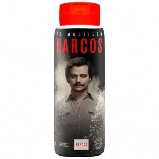 Talco Narcos Antisséptico - Pó Multiuso - Don Alcides