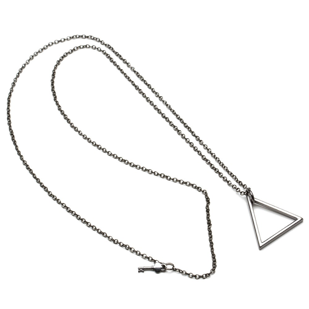 Turner Chain Onix - Colar Key Design