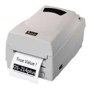 KIT: Impressora Argox + 5 rolos de etiquetas + 2 ribbons