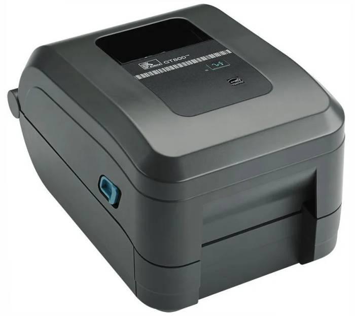 Impressora térmica de Etiquetas Zebra GT800 300 DPI C/ PEELOFF