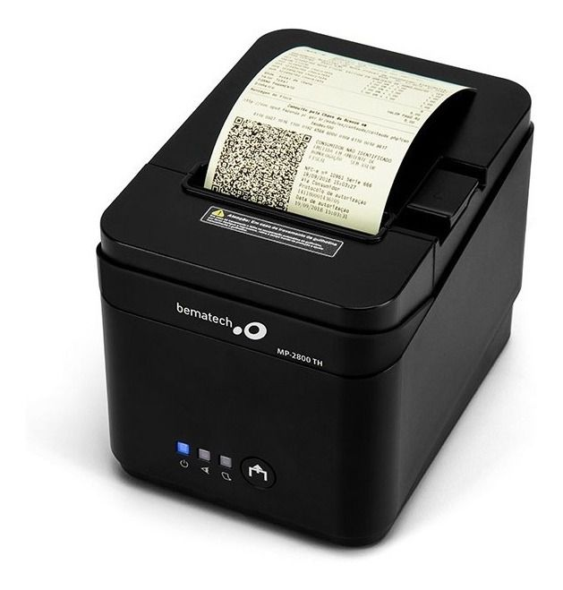 Impressora Térmica Não Fiscal Bematech MP-2800  - Foco Automação Comercial e Informática
