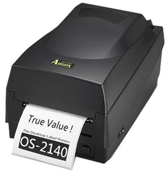 Impressora de Etiquetas Argox OS-2140  - Foco Automação Comercial e Informática