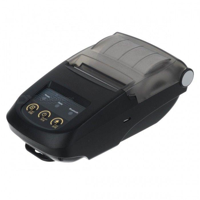 Impressora Térmica Lotus LT5802 Portátil   - Foco Automação Comercial e Informática