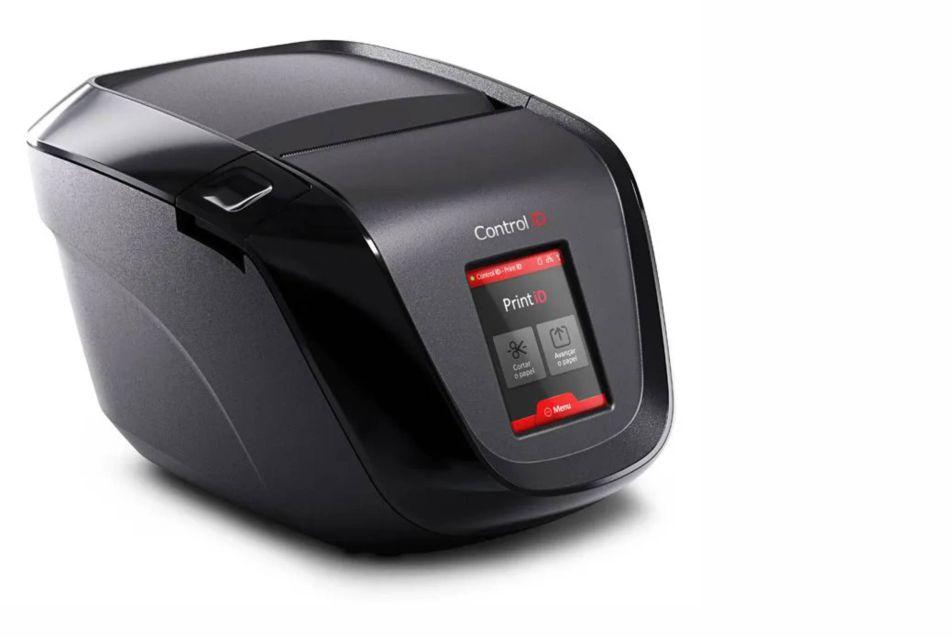Impressora Térmica Não Fiscal Control ID Print ID Touch