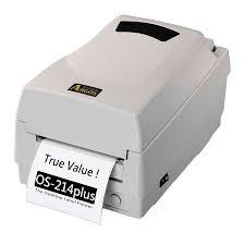 KIT: Impressora Argox + 5 rolos de etiquetas + 2 ribbons  - Foco Automação Comercial e Informática