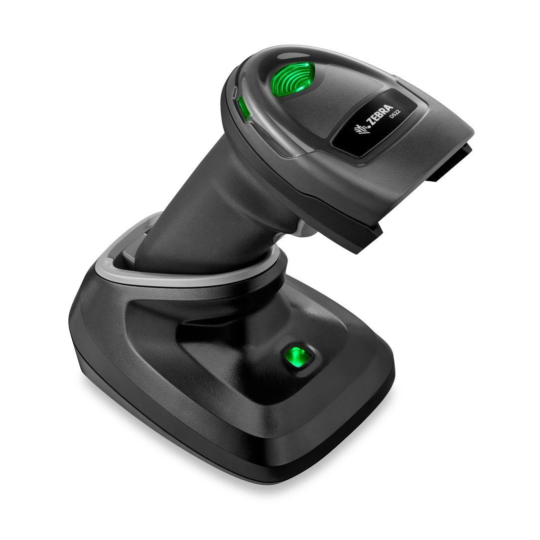 LEITOR DE CÓDIGO DE BARRAS SEM FIO 2D DS2278 (USB)