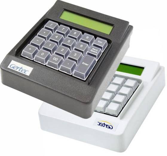 Micro Terminal Gertec MT720