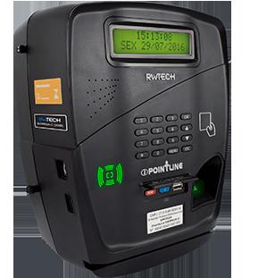 Relógio de Ponto Biométrico RWTECH - Bioprox C  - Foco Automação Comercial e Informática