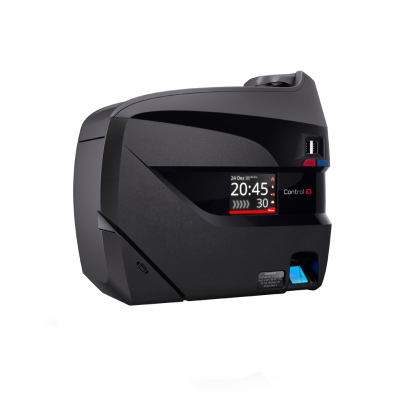 Relógio de Ponto Control ID iDClass  - Foco Automação Comercial e Informática