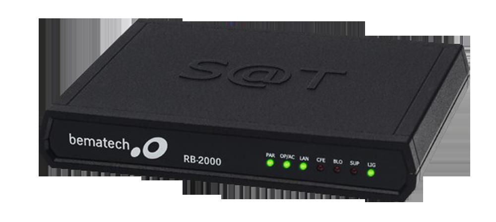 SAT Bematech RB2000   - Foco Automação Comercial e Informática