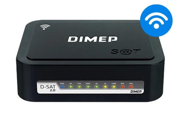 SAT DIMEP 2.0 WI-FI