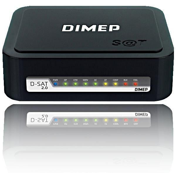 SAT Dimep D-SAT 2.0  - Foco Automação Comercial e Informática