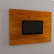 Painel Tv Medindo 1,20 x 1,00  Fabricado Em Madeira De Demolição