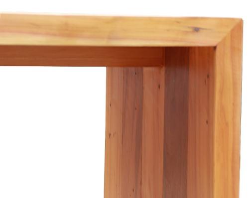 Mesa Jantar Modelo Trave Medindo 1,50x0,50x78 Em Madeira Maciça