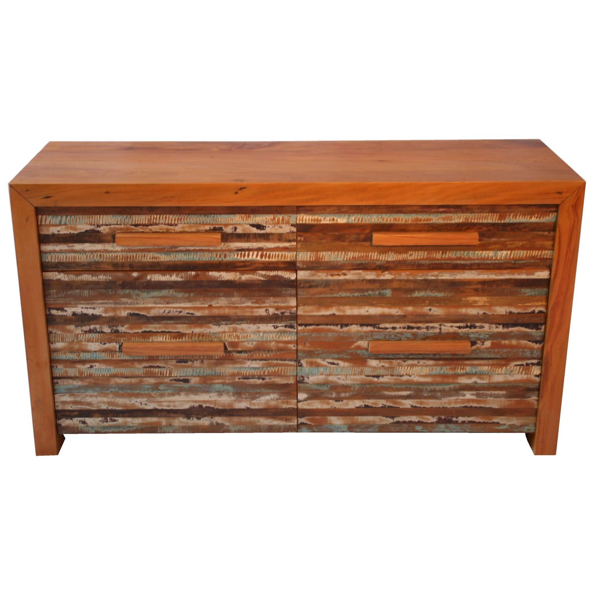 aparador buffet medindo 1 20 x 0 40 com 2 gavetas e 2 portas em madeira de demoli o. Black Bedroom Furniture Sets. Home Design Ideas