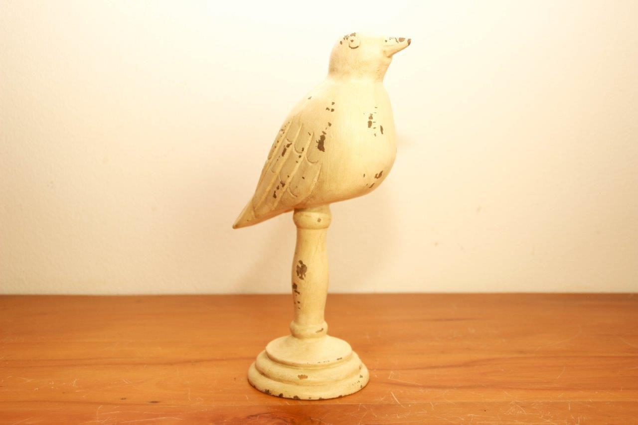 Artesanato Pássaro grande decorativo Frete Grátis