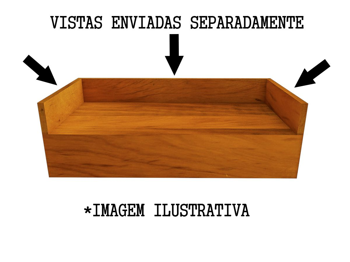 Armário Para Banheiro + Prateleira Em Madeira De Demolição 50x40