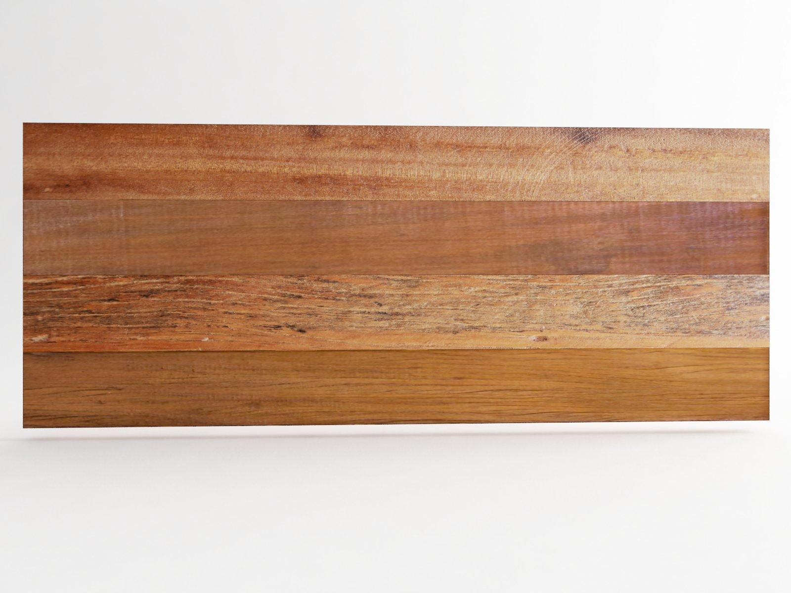 Cabeceira Para Cama De Casal Padrão Medindo 1,40x50 Em Madeira Rústica