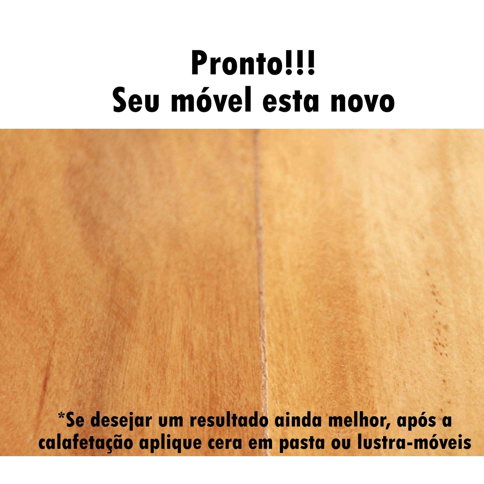 Massa de Calafetar móveis fabricados em madeira Massa de pó da madeira