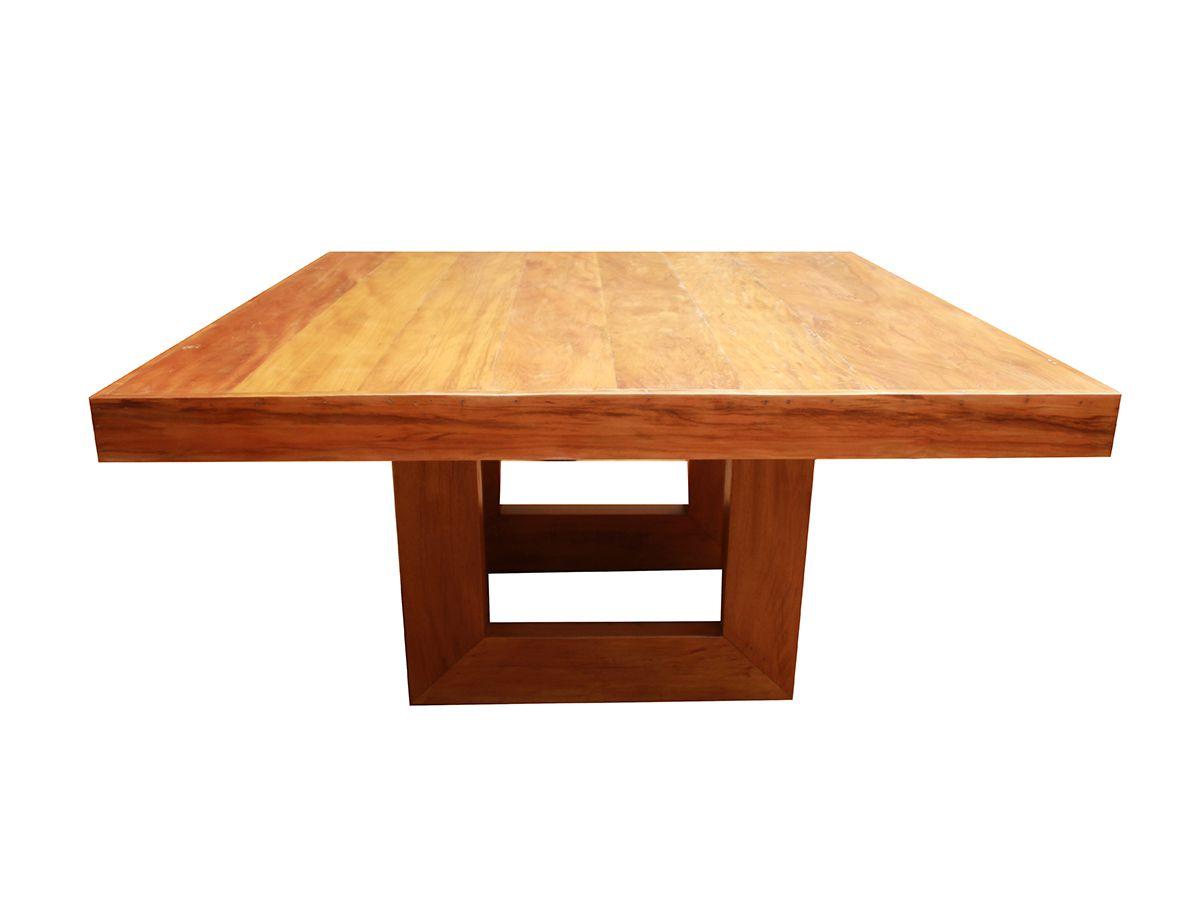 Mesa de Jantar Pés Vazados 150x150x78cm